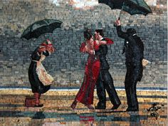 E se chover, dance na chuva.