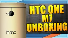 nice HTC One M7 Gold Unboxing Check more at http://gadgetsnetworks.com/htc-one-m7-gold-unboxing/