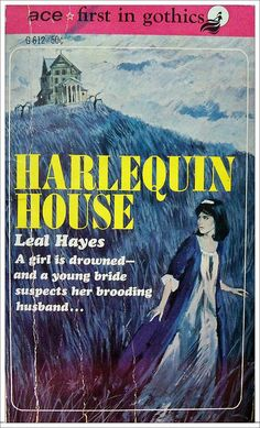 Harlequin House by Leal Hayes by My Love Haunted Heart, via Flickr