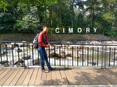 View of chimory riverside