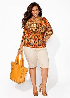 Ashley Stewart Search Results No Products Were Found Page Title Moda Plus Size, Plus Size Girls, Plus Size Women, Stylish Outfits, Cute Outfits, Fashion Outfits, Plus Size Fashion For Women, Plus Fashion, Womens Fashion