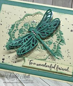 The Scrap n' Stamp Shop: DRAGONFLY DREAMS