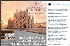 Rovere Maiolicato | #ceramicafrancescodemaio | #Milanodesignweek