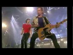 ROLLING STONES JUMPING JACK FLASH LIVE 1998 BRIDGES OF BABYLON TOUR