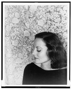 Tallulah Bankhead, 1934.