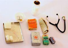medical miniatures handmade doctors accessories