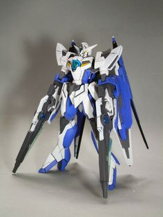 HG 1/144 1.5 Gundam - Custom Build - Gundam Kits Collection News and Reviews