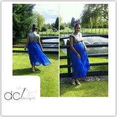 African Wax Print Ankara Maternity Dress Pregnancy Looks, Pregnancy Outfits, Pregnancy Dress, Pregnancy Clothes, Maternity Gowns, Maternity Fashion, Maternity Shoots, African Wear, African Dress