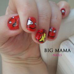 Ka BOOOOM :) #nail #nails #nailart #paznokcie