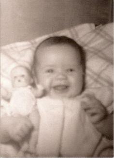 Baby Marie Osmond