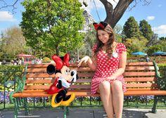 Photoshoot in Disneyland!