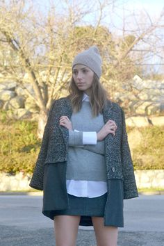 Love the coat <3 // winter outfit