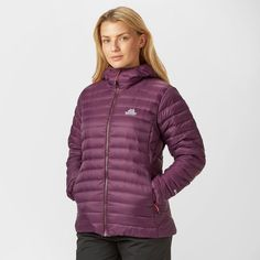 Tasman Blue Mountain Equipment Womens Skyline Down Jacket