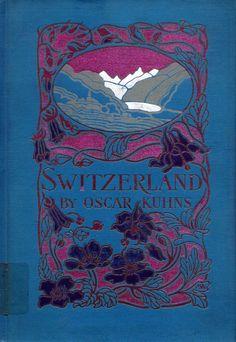 ≈ Beautiful Antique Books ≈  Switzerland