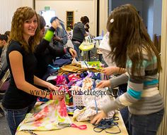 Dress a Girl Around the World--A Great Service Project