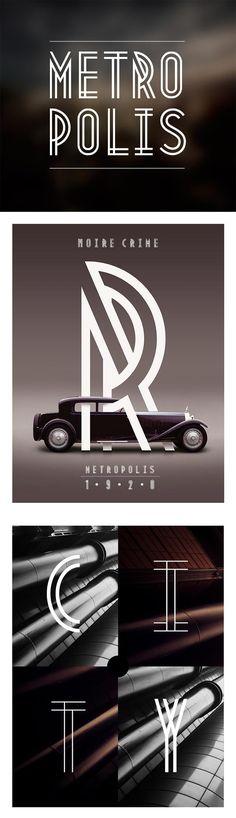 Metropolis 1920