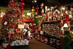 Miss Cayce's Christmas Store