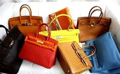 Hermes Handbags - Fashion Diva Design