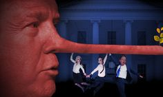 The First 100 Lies: The Trump Team's Flurry Of Falsehoods The president and his aides succeeded in reaching the mark in just 36 days. Dick Gregory, All Presidents, Casual Relationship, Trump Quotes, Trump Lies, Republican Party, The One, Donald Trump, Things To Think About