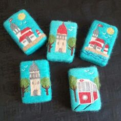 Felt soap Felt soap Istanbul Taksim Galatakulesi Maiden& Tower Tranvay The Maiden & # s Tower Galata Tower Tramway Source by SerpilAkardas The post Felt soap Felt soap İstanbul Taksim Galatakulesi Maiden& Tower Tranvay The Maid & appeared first on Soap. Needle Felted Animals, Felt Animals, Needle Felting, Gifts For Coworkers, Gifts For Teens, Felted Soap, Birthday Gifts For Husband, Felt Brooch, Friendship Gifts
