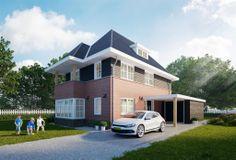 Landelijke woningen Buitenhuis Villabouw | BONGERS architecten bnaBONGERS architecten bna