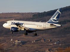 the baby Airbus... A318-111 :D
