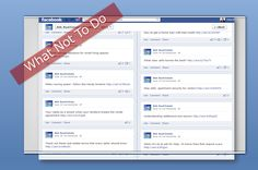 gray screen of death Tips on How to Improve Your Facebook Fan Page Engagement http://blackboxsocialmedia.com/facebook-fan-page-engagement-tips/