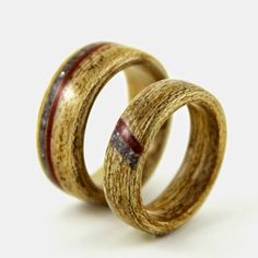 hackberry, red jasper, and black pearl Red Jasper, Wood Rings, Wedding Rings, Engagement Rings, Pearls, Jewelry, Black, Wooden Rings, Enagement Rings