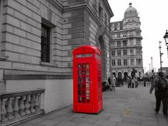 London calling! A great destination
