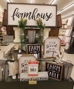 9 379 Likes 103 Comments Hobby Lobby Hobbylobby On Instagram Farmhouse Decor Inspiration Via Things By Em Regram Home