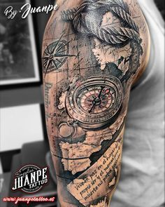 Resultado de imagen de tattoos de sogas marineras #tattoosmen