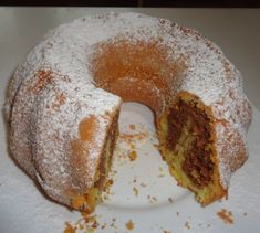 Najlepšia bábovka Sponge Cake, Croissants, Doughnut, French Toast, Food And Drink, Pudding, Bread, Cooking, Breakfast