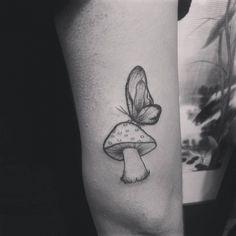 Orzo with Mushrooms, Scallions and Parmesan - New Ideas Body Art Tattoos, New Tattoos, Small Tattoos, Sleeve Tattoos, Future Tattoos, Bug Tattoo, Poke Tattoo, Garden Tattoos, Butterfly Wrist Tattoo