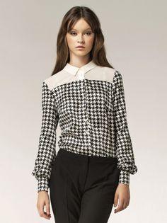 Γυναικεία μπλούζα  NIFE - print
