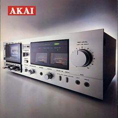 Non Stop Autoreverse AKAI CS-732D (1979) www.1001hifi.com