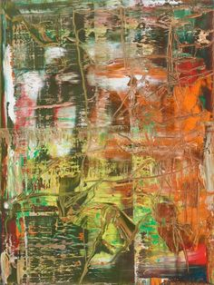Abstract Painting [944-3] » Art » Gerhard Richter