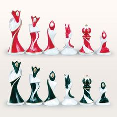 Fame USA Art Deco Chess Set - FP335 $89.99