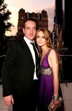 Pemberly state of mind. Matthew Macfadyen and Keira Knightley.