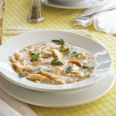 Dish's Chicken & Dumplings - Secret Recipes from the South's Best Dives
