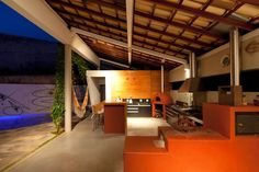 Decor Salteado - Blog de Decoração | Arquitetura | Construção | Paisagismo: Fogão a lenha - veja lindos modelos em cozinhas modernas e caipiras!