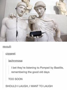 Why doesn't anyone ever talk about or mention the black album here? Really Funny Memes, Stupid Funny Memes, Funny Relatable Memes, Haha Funny, Hilarious, Funny Stuff, Greek Mythology Humor, Greek And Roman Mythology, Greek Mythology