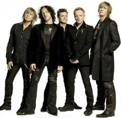 My Def Leppard -  The site with the info you really want to know!