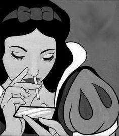 Snow White Lines