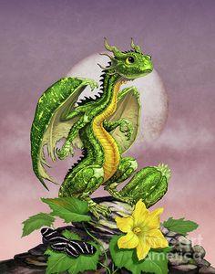 Zucchini Dragon