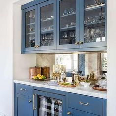 Astonishing Built Kitchen Pantry Design Ideas - TRENDHMDCR There are two very important options that should be considered in every large kitchen pantry cabinet design. Although these options … Kitchen Pantry Design, Rustic Kitchen Cabinets, Painting Kitchen Cabinets, Kitchen Decor, Kitchen Bars, Bar Cabinets, Kitchen Rustic, Shaker Cabinets, Contemporary Kitchen Renovation
