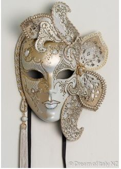 Image result for masquerade masks ideas  full face theater mask