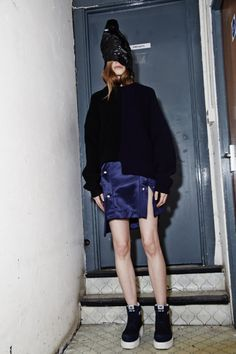Christopher Shannon - Pre-Fall 2015