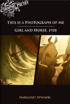 This is a Photograph of Me / Girl and Horse, 1928 from www.graphicpoetrybooks.com