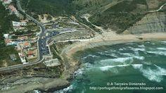 A Terceira Dimensão - Fotografia Aérea: Praia do Magoito
