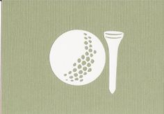 Golf Decal  Wall Decal or Car Decal by SpecialCuts on Etsy, $4.00
